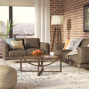 Bryce 2 Piece Living Room Set by Trent Austi..