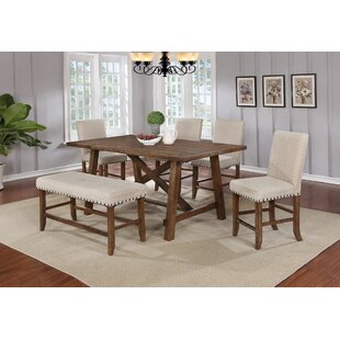 Clearwater 6 Piece Dining Set