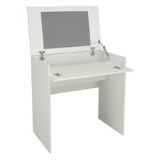 Modern White Makeup Vanities AllModern