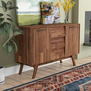 Adelaide Wood Buffet Table