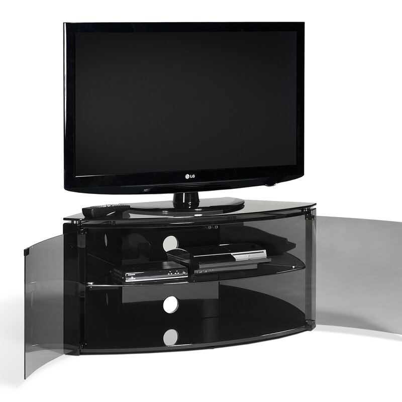 techlink tv regal bench f r fernseher bis 55 bewertungen. Black Bedroom Furniture Sets. Home Design Ideas