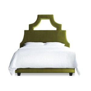 Natalie Upholstery Platform Bed by My Chic Nest
