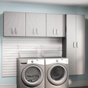 5 Piece Laundry Room Organizer Set