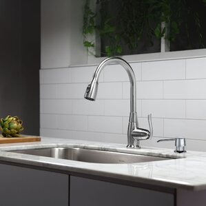 Undermount Kitchen Sinks And Faucets find the best kitchen sink combos | wayfair