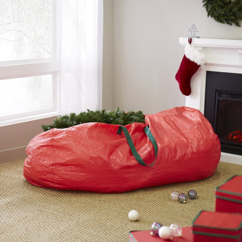 Wayfair Basics Artificial Tree Storage Bag