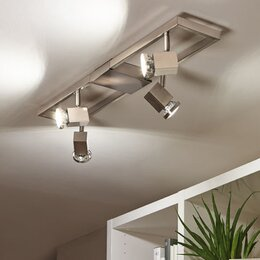 Ceiling lights pendant flush lighting wayfair ceiling spotlights aloadofball Choice Image