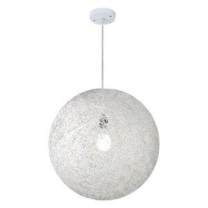 Birkland 1-Light Globe Pendant
