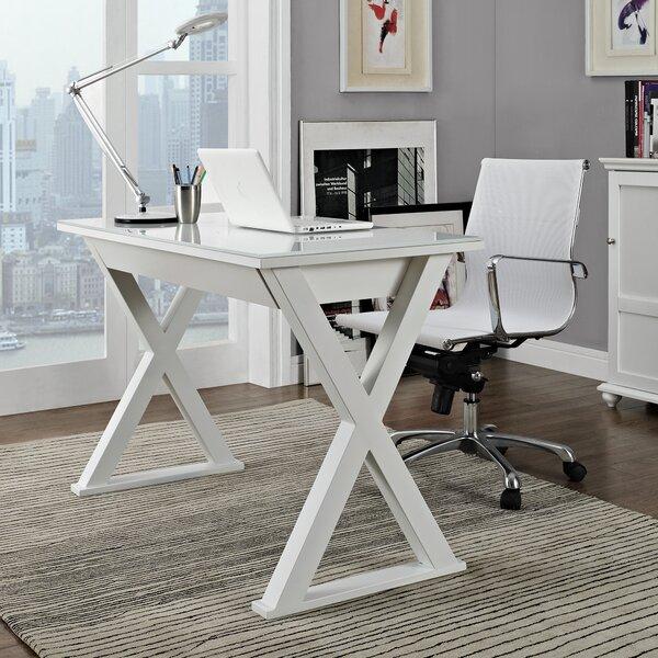 Latitude Run Montclair Executive Writing Desk U0026 Reviews | Wayfair
