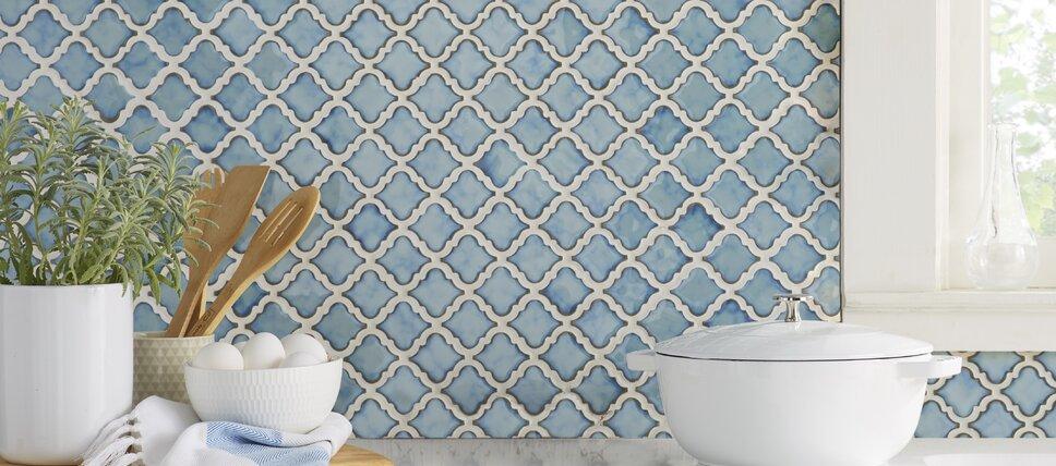 Old World Style: Arabesque Tile Part 64