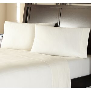 Haleigh 310 TC 100% Cotton Pillowcase Set (Set of 2)