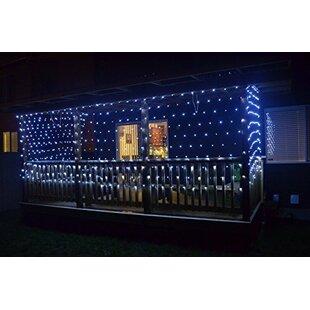 net mesh fairy christmas 150 net lights