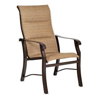 Cortland Sling High Back Patio Dining Chair