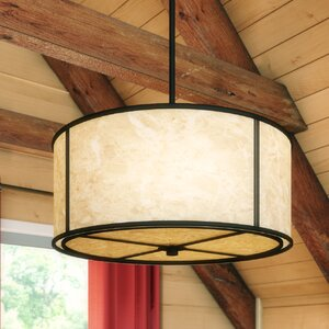 Seeley 4-Light Drum Pendant