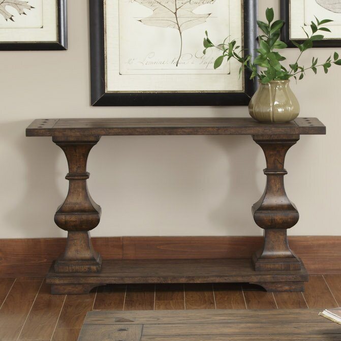 Awesome Cravens Console Table
