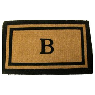 Personalized Imperial Doormat