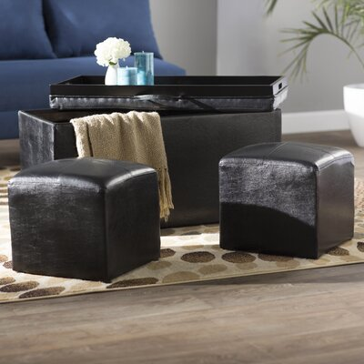 Ottomans Amp Poufs You Ll Love Wayfair Ca