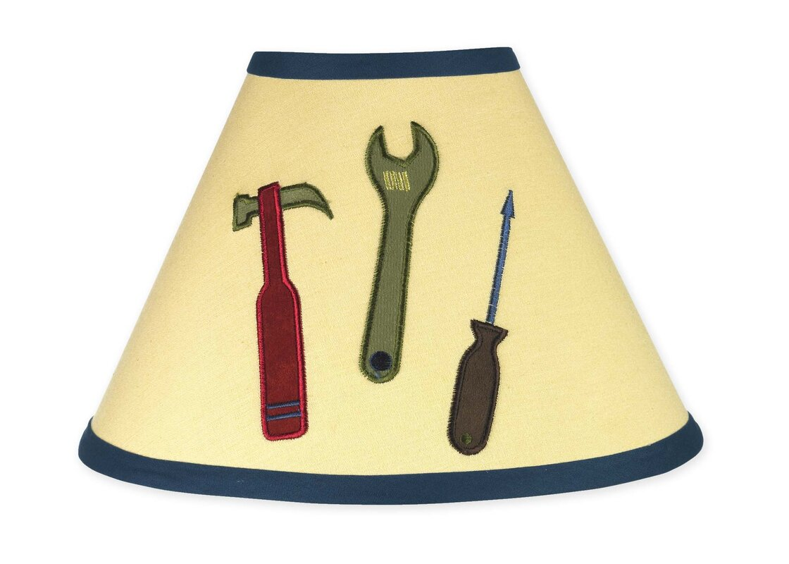 Sweet jojo designs construction zone lamp shade free shipping on - Default_name