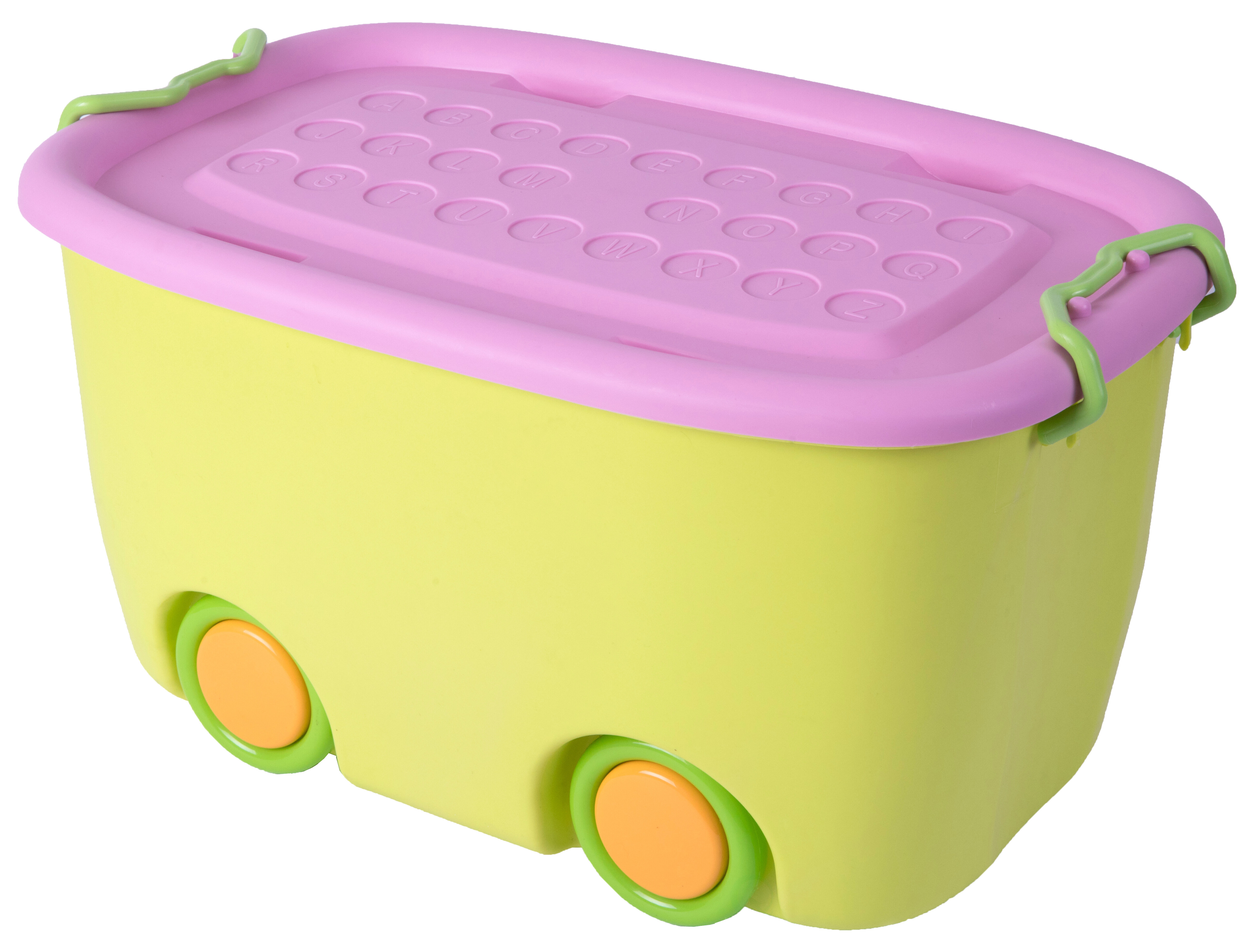 Vincenza Stackable Storage Toy Box