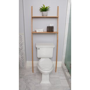 Over Toilet Ladder Shelf | Wayfair