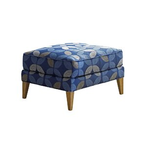 Twin Palms Coconut Grove Ottoman by Tommy Bahama Home