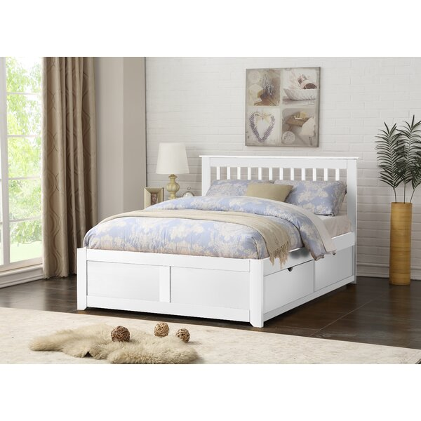 Marlow Home Co. Harpole Storage Bed & Reviews