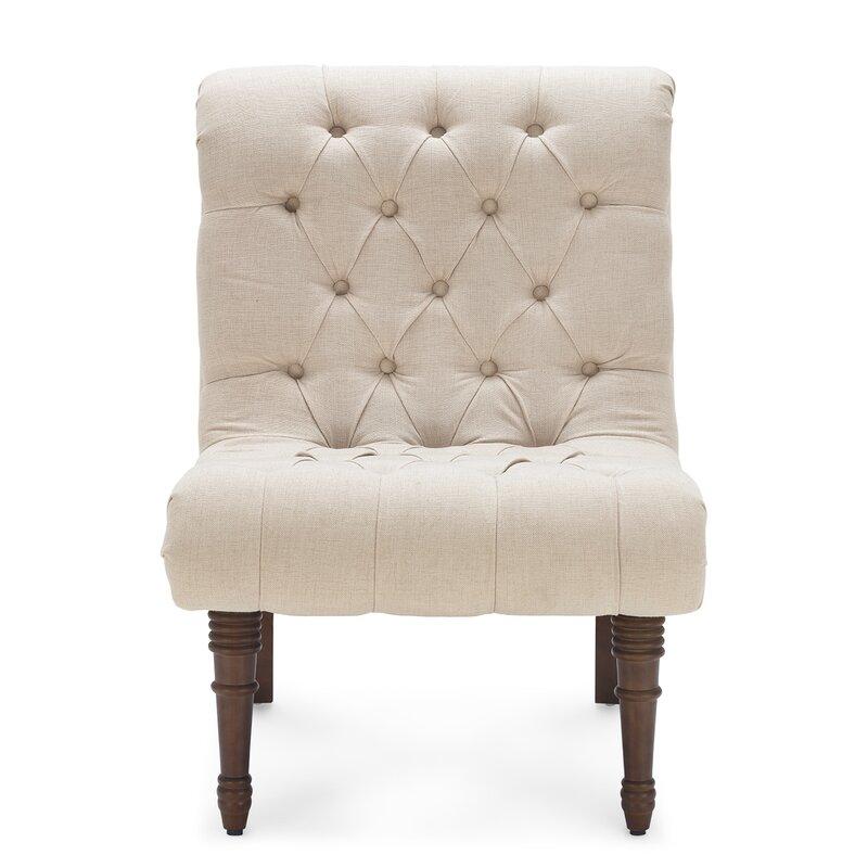 Westhoff Mid Century Modern Slipper Chair