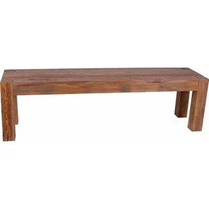 K��chenbank Mumba aus Holz von Hazelwood Home