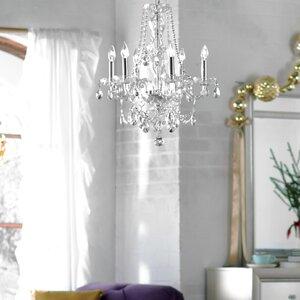 Rolando 6-Light Crystal Chandelier