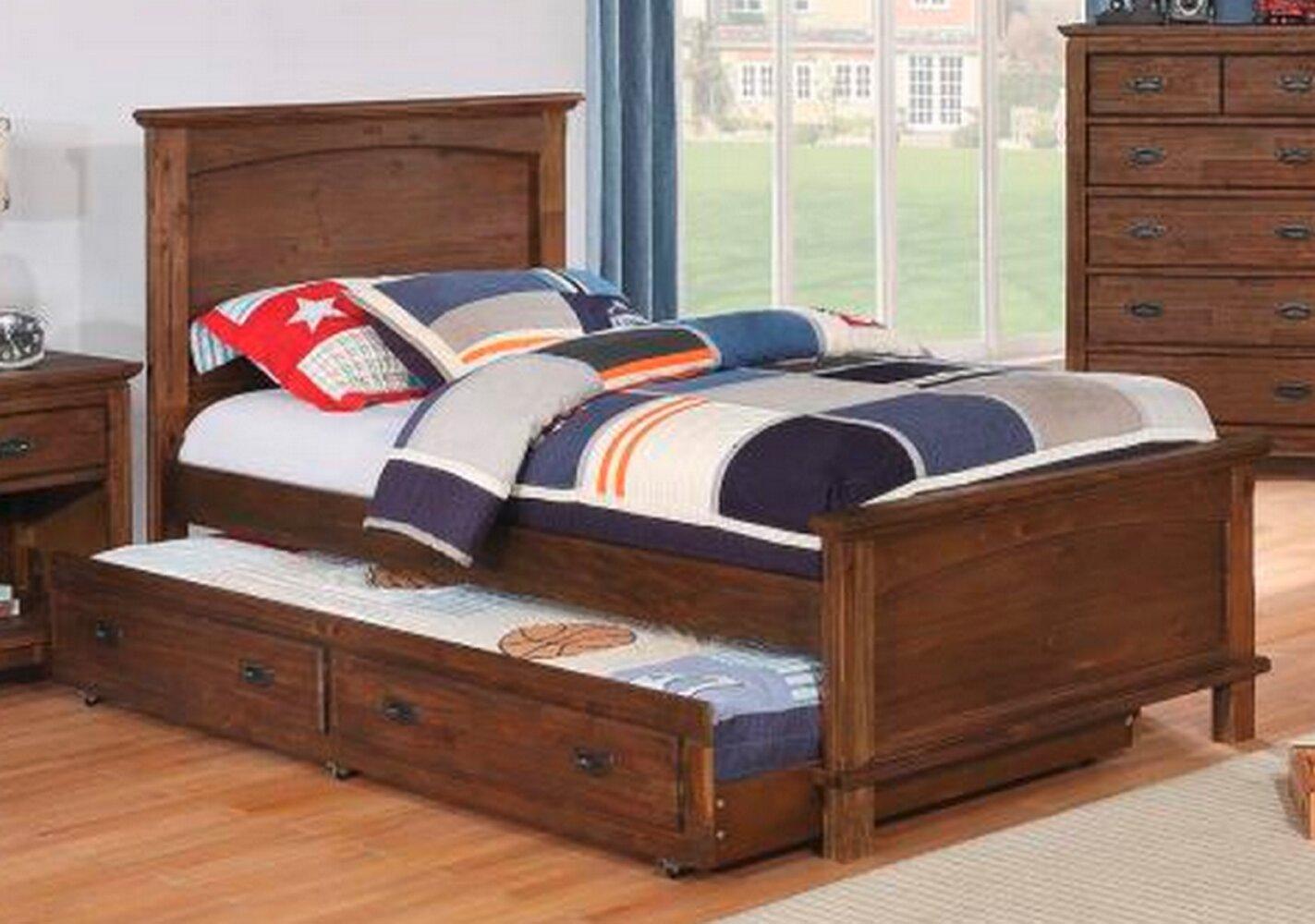 Harriet Bee Scully Storage Bed | Wayfair