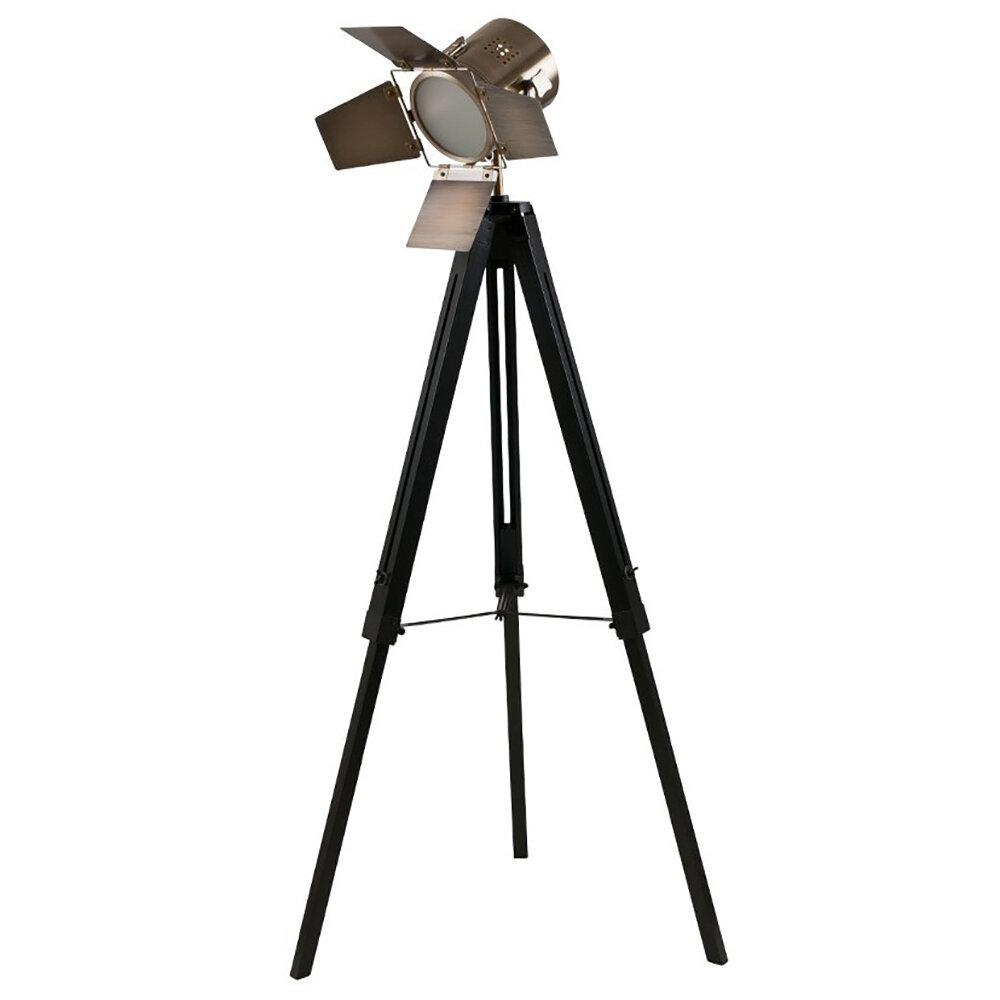 Stirum 139cm Tripod Floor Lamp
