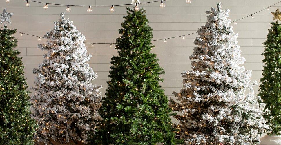 Christmas Holiday Decorations You 39 Ll Love Wayfair
