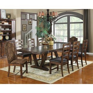 Waban Extendable Dining Table  sc 1 st  Wayfair & Extendable Kitchen u0026 Dining Tables Youu0027ll Love | Wayfair