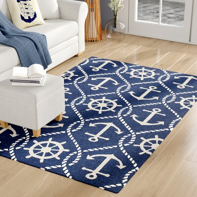 Nautical Area Rugs You Ll Love In 2019 Wayfair