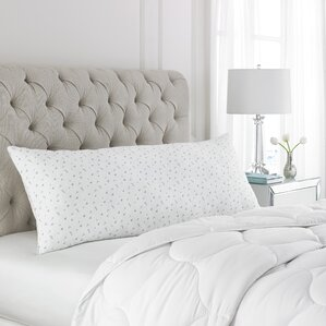 Abbeville Firm Density Polyfill Body Pillow by Laura Ashley Home
