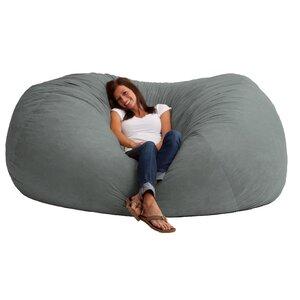 Grey Bean Bag Chairs