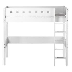 Twin Loft Bed by FLEXA