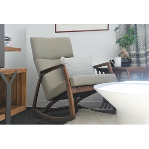 Isabeau Rocking Chair by Corrigan Studio