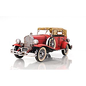 Demetric 1933 Duesenberg J 1:12 Automobile Car