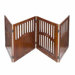 4 panel dog gate wayfair