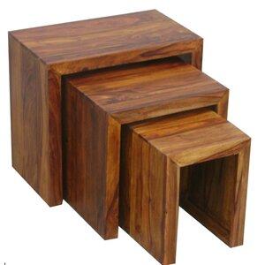 3 Satztische Cube von Ethnic Elements