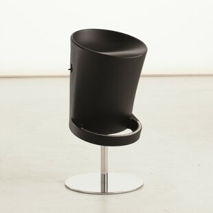 Olivia Air Adjustable Height Swivel Bar Stool