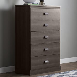 Abram 5 Drawer Chest by Zipcode Design