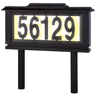 Address Plaques Signs Youll Love Wayfair