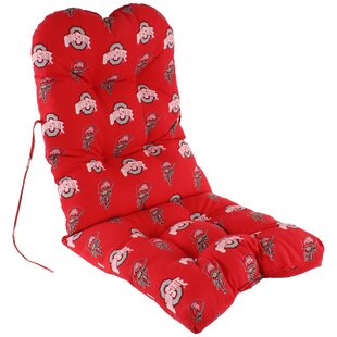 Ncaa Ohio State Indoor Outdoor Adirondack Chair Cushion