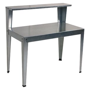 Exceptional Galvanized Steel Potting Bench