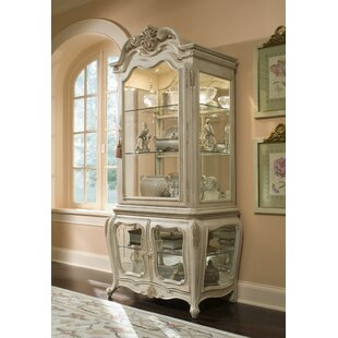 Lavelle Lighted Curio Cabinet
