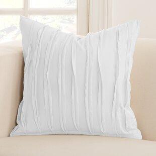 White Throw Pillows Youu0027ll Love | Wayfair