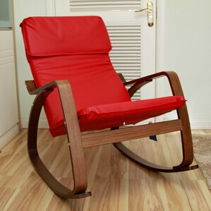 Mason Rocking Chair by Zipcode Design