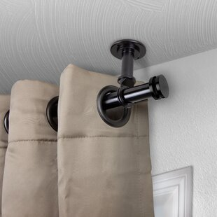 P 5 Diameter Rod Curtain Hardware Accessories Wayfair