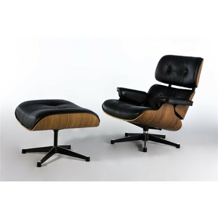 Leather Lounge Accent Chairs Youll Love Wayfair